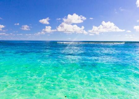 Waves Scene Paradise  Stock Photo - 10605972