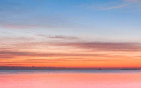 golden dusk: Vibrant Cloudscape At Sunrise