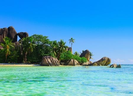 Beach Paradise Rocks  photo