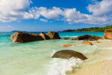 large rock: Sea Island Stones