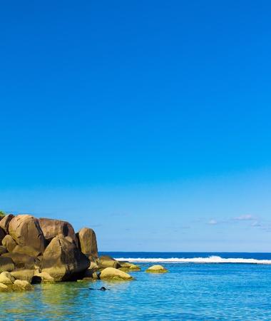 Rocks Peace Shore  photo