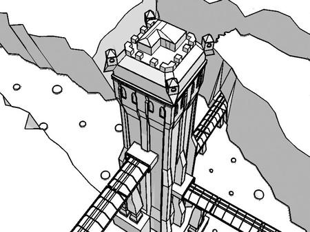 depressive: Dark tower