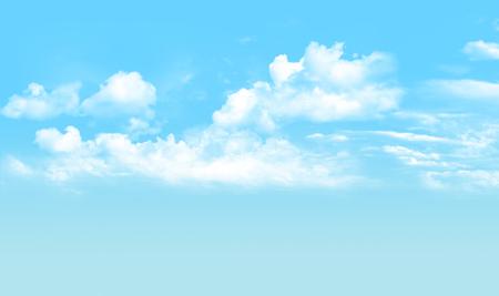 Blauer Himmel, Wolke Himmel, Natur Himmel im Hintergrund