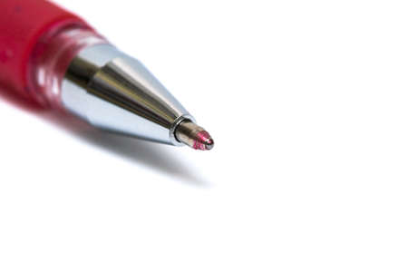 close-up of pen (shallow DOF)  photo