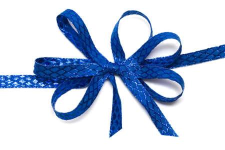 ribbon isolated on white background  Stock Photo - 4480216