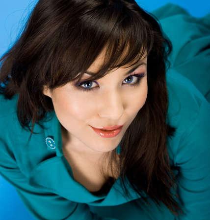 portrait of beautiful Asian woman Stock Photo - 5091941