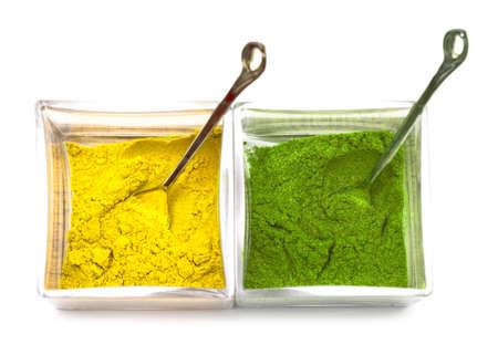 Spice isolated on white background Stock Photo - 5347806