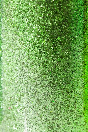 magnificence: glitter sparkles dust on background, shallow DOF Stock Photo