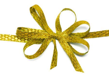 ribbon isolated on white background Stock Photo - 7459417