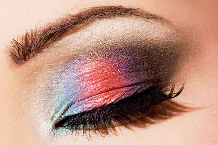 close-up of beautiful womanish eye Stock Photo - 7781625