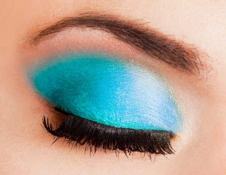 close-up of beautiful womanish eye Stock Photo - 7955881