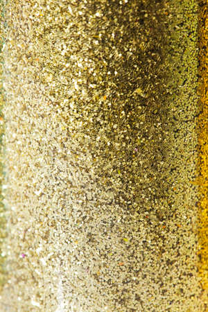 glint: glitter sparkles dust on background, shallow DOF Stock Photo