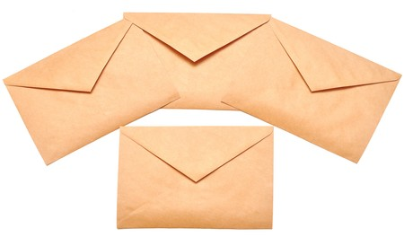 addressed: a letter envelope for mail postage shipping