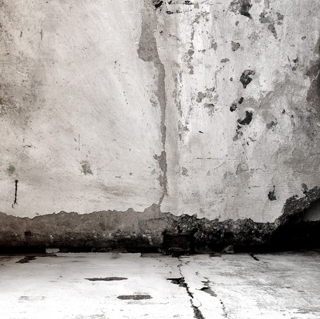 wall with an old plaster as a background  Stock Photo - 8229329