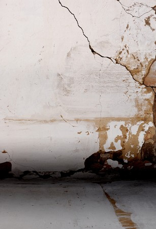 wall with an old plaster as a background Stock Photo - 8229253