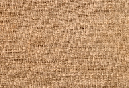gunny: Closeup of natural burlap hessian sacking