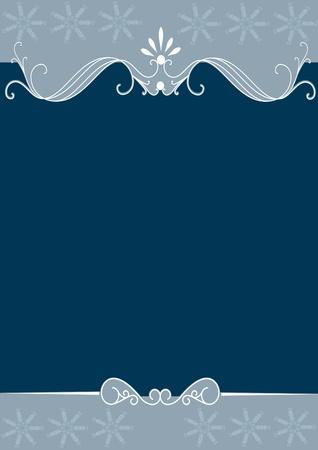 royal wedding: Vector Ornate Wedding Frame