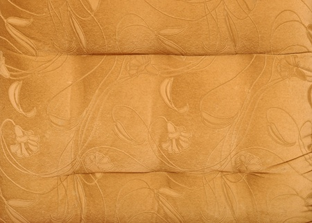 Pattern of a furniture upholstery tapestry texture with graphical floral ornament. Stock Photo - 12232367