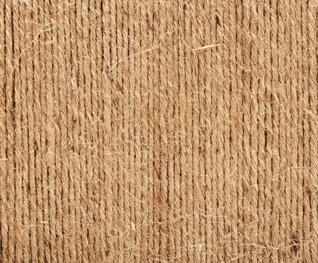 cordage: background of a large number of ropes