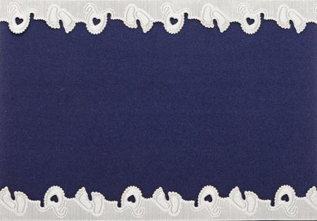 beautiful white lace background Stock Photo - 12647256
