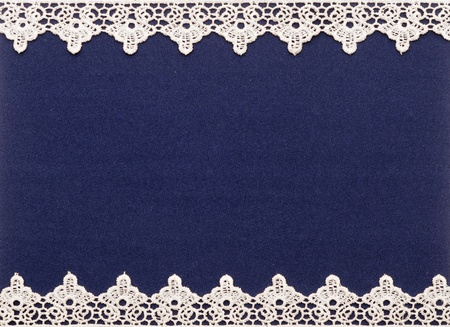 beautiful white lace background  Stock Photo