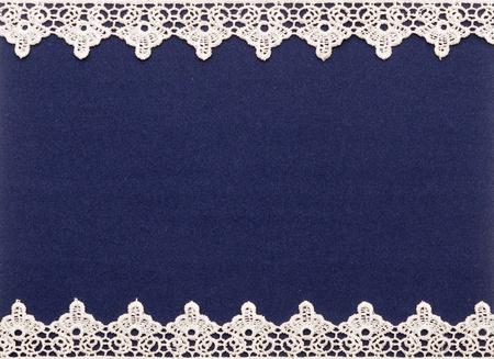 beautiful white lace background Stock Photo - 12647392