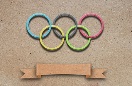 olympic ring: olympic rings