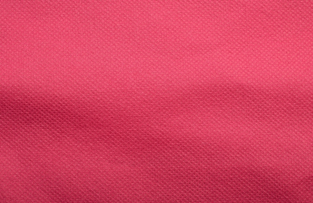 pattern of red fabric background  photo