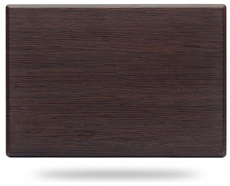 placa bacteriana: placa de madera vieja aislado en blanco