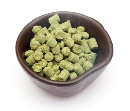 lupulus: pellets of hops