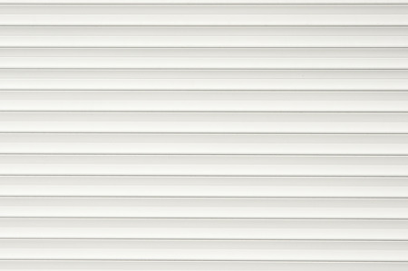 White plastic panels texture