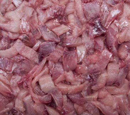 cyprinoid: Raw fish carp