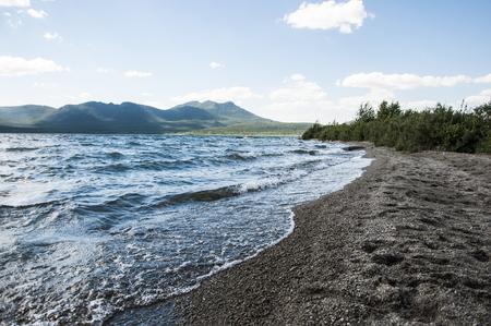 "Lago Shchuchye, Parco Nazionale Naturale Statale ""Burabai"", Kazakistan Archivio Fotografico - 84811483"