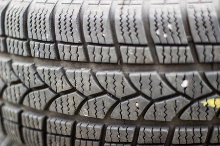 texture: Tire texture