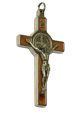 dogma: Crucifix - rosary Stock Photo