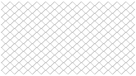 chainlink fencing mesh vector pattern