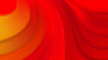Orange gradient wave autumn colour tone texture background