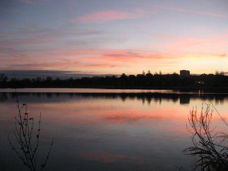 dawns: nature turning awake
