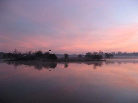 dawns: foggy dawns