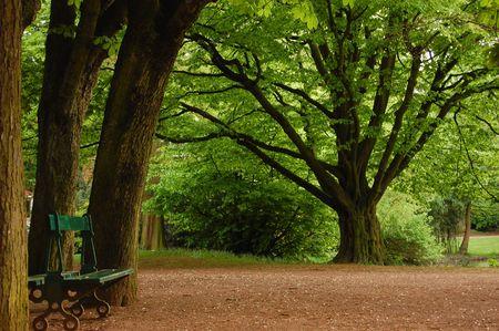 a place for rest, la citadelle, lille, france photo
