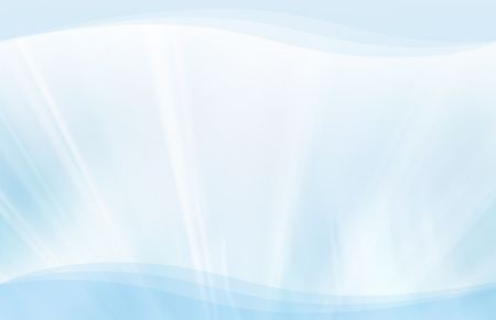 CG background featuring blue streaks and waves photo