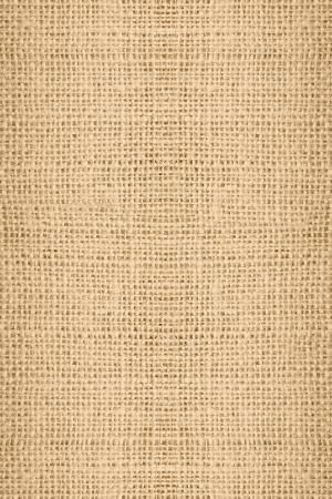Stock Bild der Detailansicht des Burlap Hintergrund Textur, hat Bild vorbereitet worden, tileable zu sein.