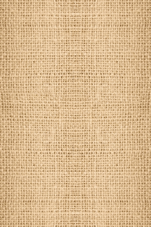 Stock image of Closeup of Burlap background texture, image has been prepared to be tileable.