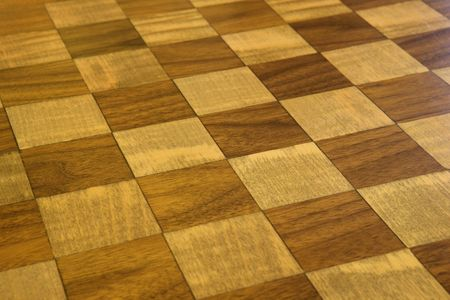 Checkered Wooden Floor Stock Photo Picture And Royalty Free Image