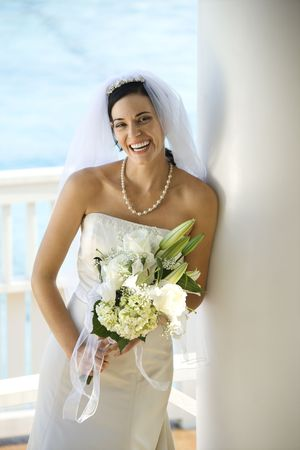 Portrait of bride. Stock Photo - 1806688