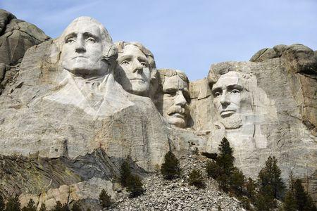 presidents': Mount Rushmore.