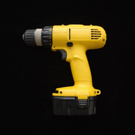 rechargeable: Cordless rechargeable electric drill.