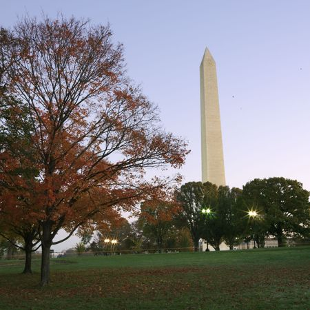 Washington Monument in Washington, D.C., USA. Stock Photo - 2245641
