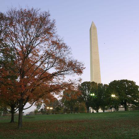 Washington Monument in Washington, D.C., USA. Stock Photo - 2245641