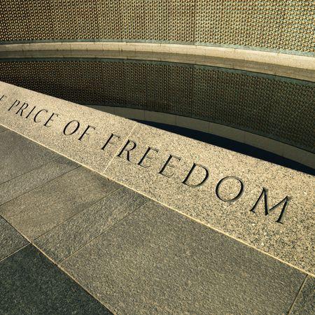 district of columbia: World War II Memorial in Washington, DC, USA. Editorial